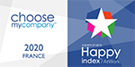 Label Happy at Work France 2020